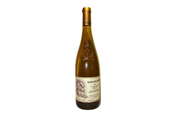 Vinja rodinné vinařství RULANDSKE BILE