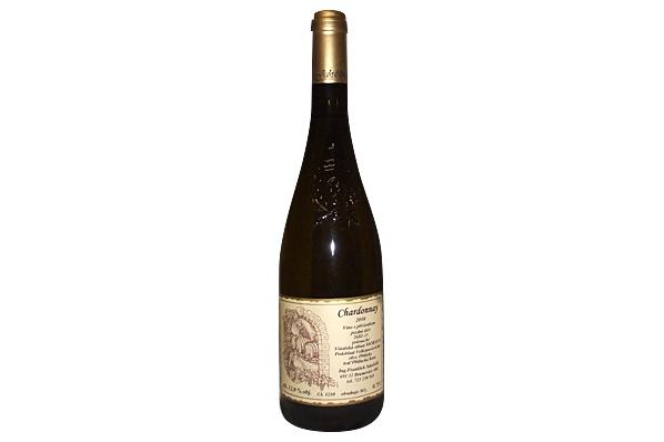 Vinja rodinné vinařství CHARDONNAY