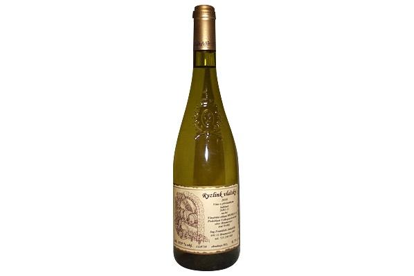 Vinja rodinné vinařství RYZLINK VLASSKY