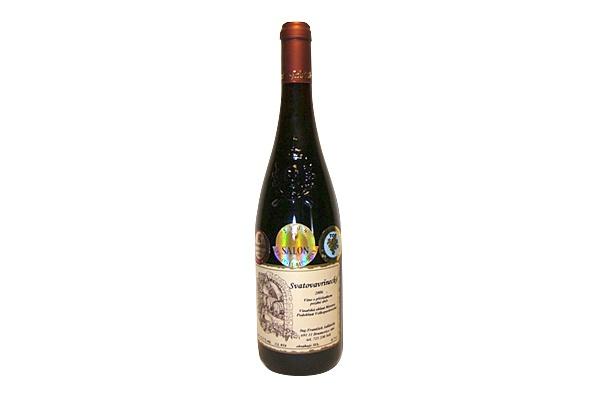 Vinja rodinné vinařství SVATOVAVRINECKE