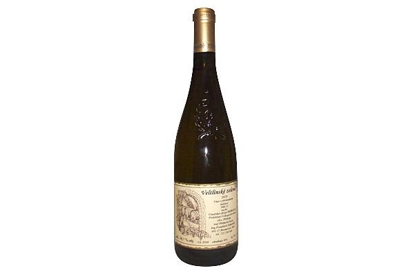 Vinja rodinné vinařství VELTLINSKE ZELENE